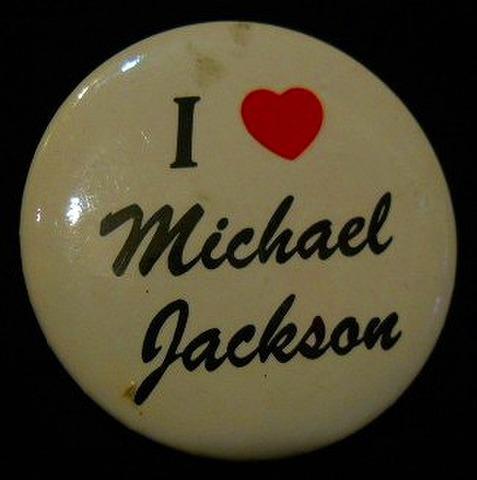 MichaelJackson●缶バッジ