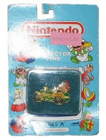 SUPER MARIO BROTHERS★PINS(2)