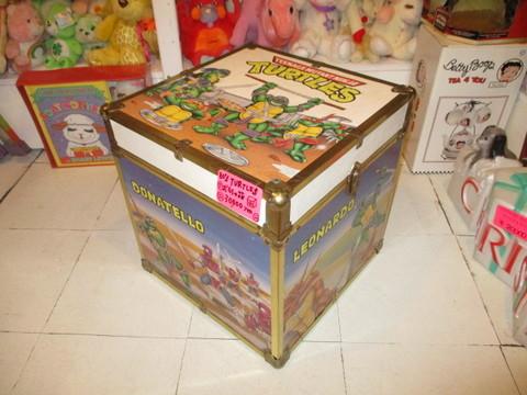 TURTLES★タートルズ★おもちゃ箱