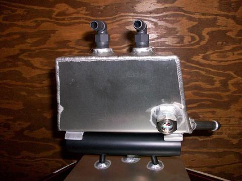 GPz1100用オイルキャッチタンク
