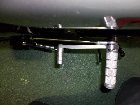 GPz1100用サイドスタンド(センサー対応)