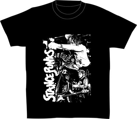 FIST Tシャツ<黒>