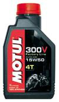 MOTUL300V 4T FACTORY LINE 15W50