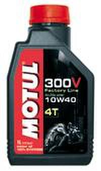 MOTUL300V 4T FACTORY LINE 10W40