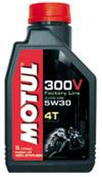 MOTUL300V 4T FACTORY LINE 5W30