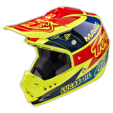TROY LEE SE3 Team Yellow Ltd. Edition