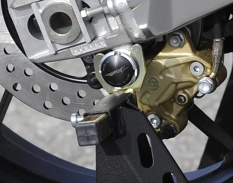 aprilia RSV4レーシングスタンドサポート