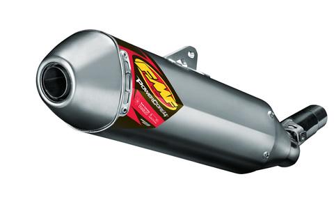 FMF PowerCore4HEXスリップオンサイレンサーCRF250L