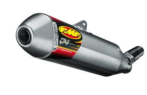 FMF Q4HEX + Power BombフルエキゾーストセットCRF250L