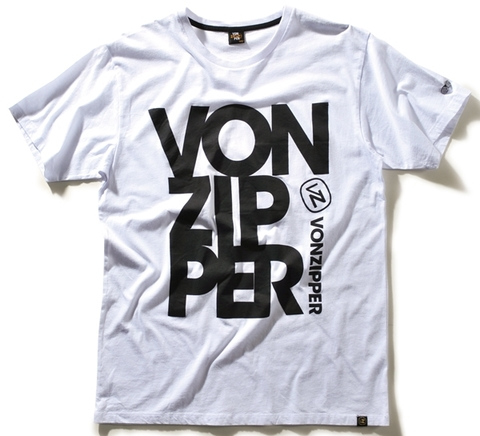 VONZIPPER COTTON TEE 201