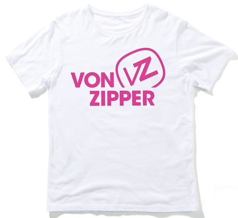 VonZipper Cotton Tee 203