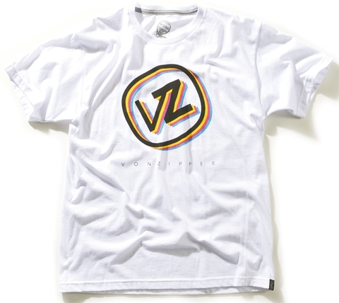 VonZipper Cotton Tee 204