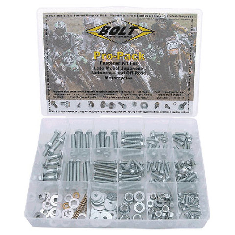 BOLT MX PRO PACK JAPANESE