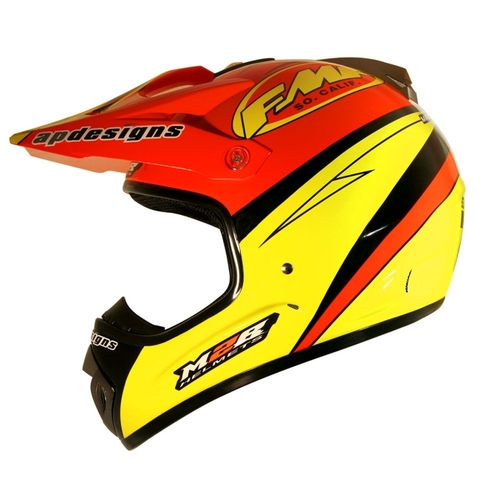 M2R X2.5 FMF RACING REPLICA