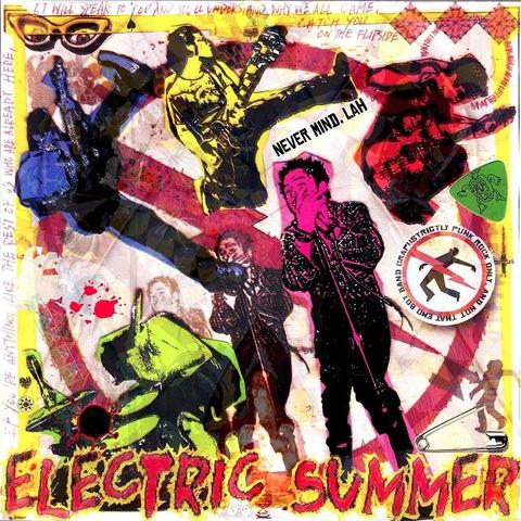 ELECTRIC SUMMER/NEVER MIND, LAH