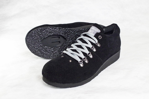 STOMP LOX 「 SLAK 」BLACK-LEATHER