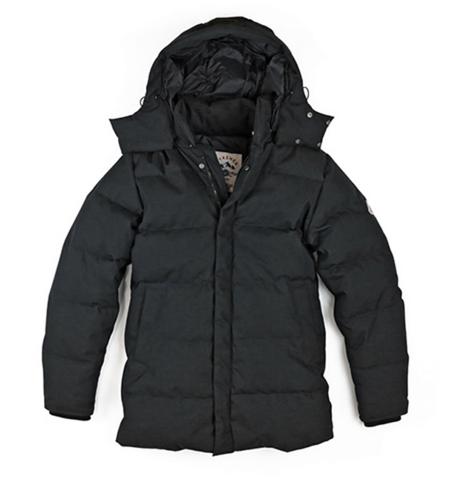 Belfort Jacket-BLACK