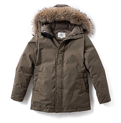 Annecy Jacket-SAUGE(OLIVE)