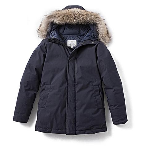 Annecy Jacket-AMIRAL(NAVY)