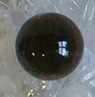 スモーキークオーツ20mm丸玉