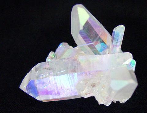 チタニウム水晶クラスターNo00093