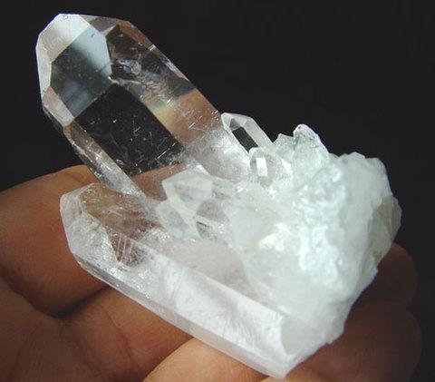 天然水晶ダウクラスターNo.00039