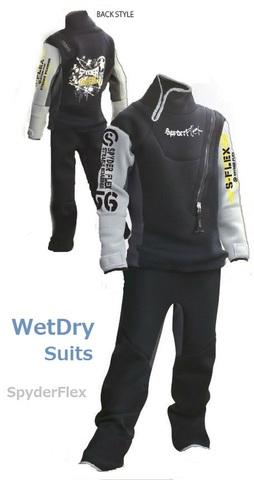 WetDry black/gley (L) 013 [SPYDERFLEX]