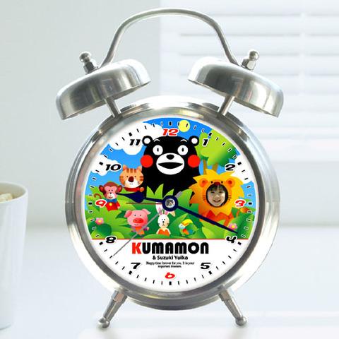くまモンの録音機能付目覚し時計(Type-C)