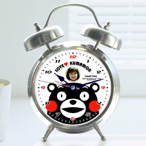 くまモンの録音機能付目覚し時計(Type-A)