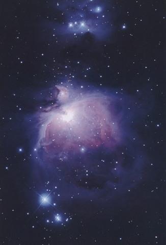 「オリオン座大星雲」ポストカード