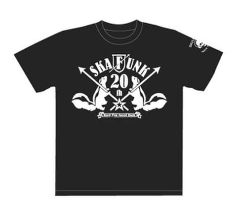 20周年anniversary Tシャツ