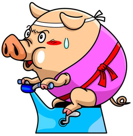 ★ダイエット豚★GAN-004