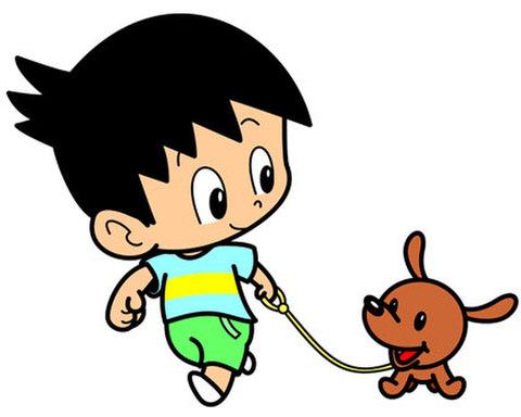 ★犬の散歩★JST-023