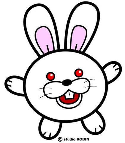 ★風船ウサギ★BAL-001