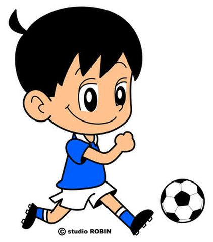 ★サッカー少年2★SPT-021