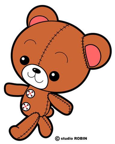 ★クマのヌイグルミ★OTH-025
