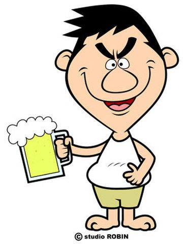 ★ビール腹★JST-138