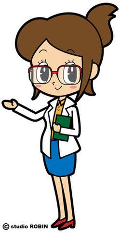 ★女性教授★LAD-054