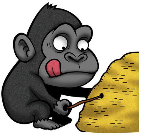 ★チンパンジー2★SAR-003