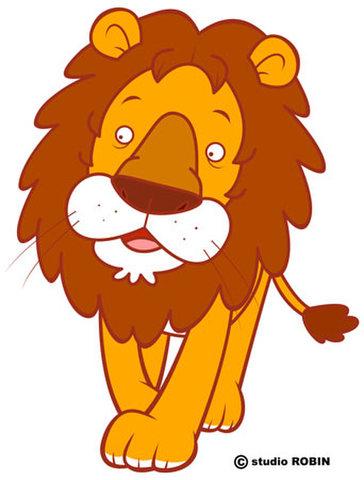 ★オズの魔法使い-臆病なライオン-★WLD-003