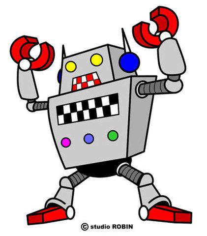 ★ロボット01★ROB-001