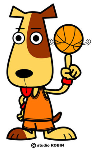 ★バスケ犬★INU-019