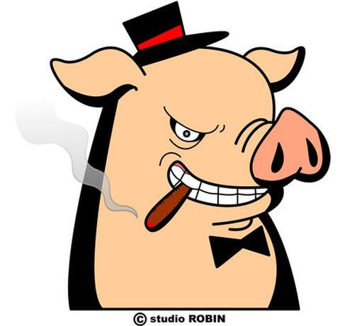 ★ニヒルな豚★PIG-011