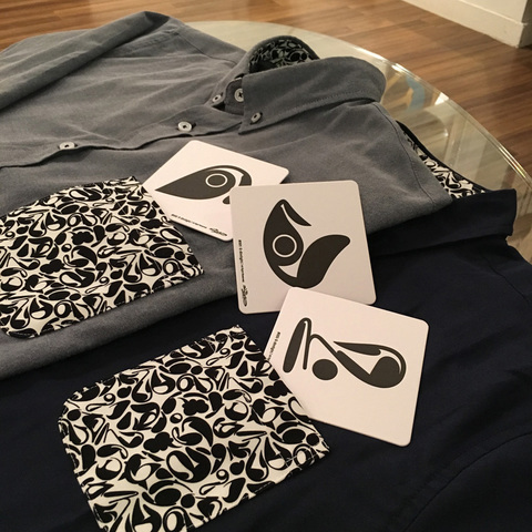 SUIKO迷彩ポケット オックスフォードシャツ