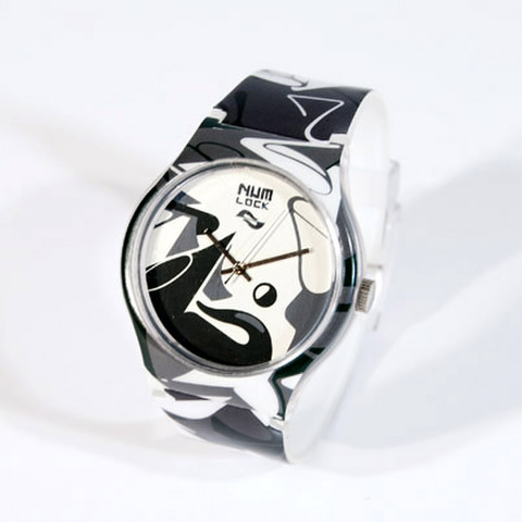 再入荷!NUMLOCK x SUIKO WATCH [BLACK]