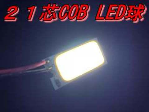 21芯COB LED球