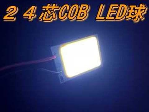 24芯COB LED球