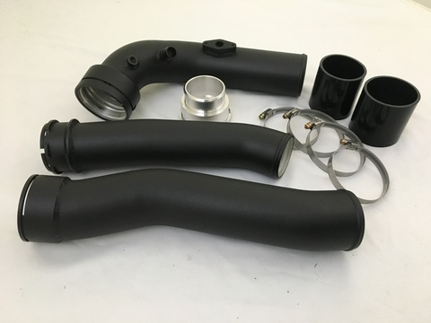 Boost Pipe + Charge Pipe Kit for BMW F1x 523i/528i (N20)