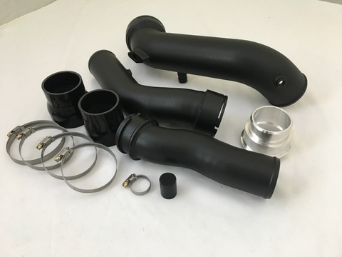 Boost Pipe + Charge Pipe Kit for BMW F87 M2