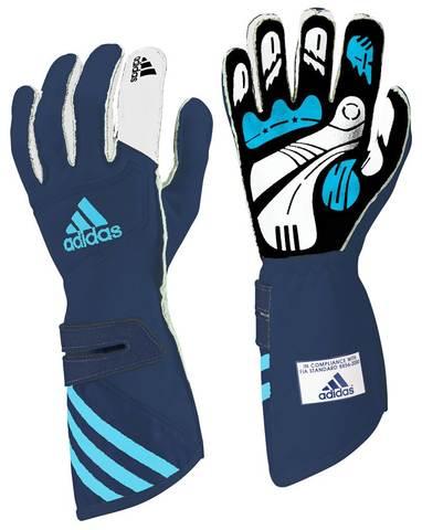 adidas adiSTAR Glove  Blue/White